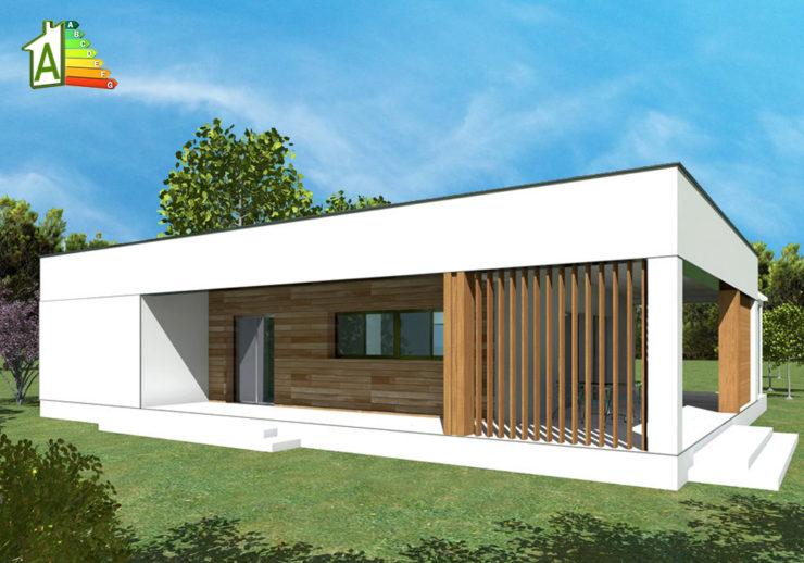 Casa modular eco 125 ecocasa - Construcciones casas prefabricadas ...