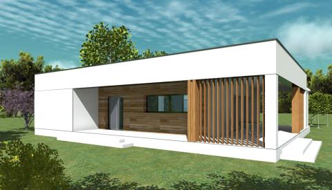 Casa Modular Eco125