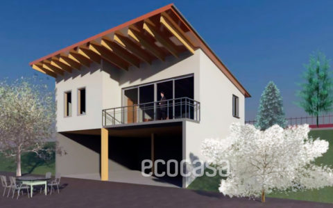 Casa Modular + Garage en Lloret